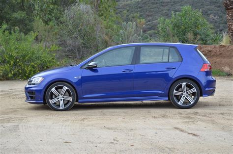 Golf Reviews by Capsule Review 2015 Volkswagen Golf R The About Cars
