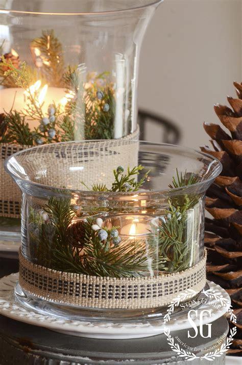 15 Minute Christmas Decor Stonegable