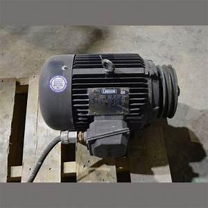 Leeson Electric Motor Supplier Worldwide
