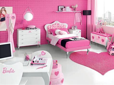 Cute Barbie Girly Bedroom Ideas