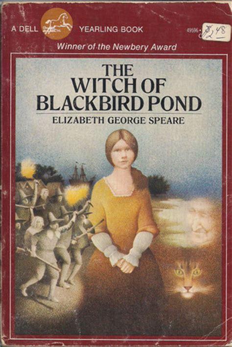 witch  blackbird pond  elizabeth george speare