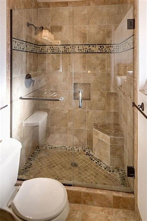 Small Tiled Bathrooms Ideas by Best 25 Small Shower Stalls Ideas On Small