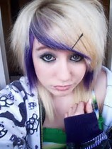 HD Wallpapers Emo Girl Hairstyle Video Wallpapersgiapatterngq - Emo girl hairstyle video