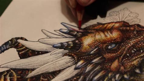 colored pencil texture tutorial part  youtube