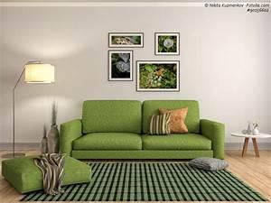 Wohnzimmer Ideen Grün : wohnideen gr n ~ Lizthompson.info Haus und Dekorationen