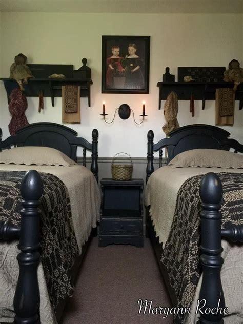 Primitive Bedroom Decor by Maryann S Home The Primitive Look In 2019 Primitive
