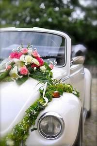 60 idees pour votre decoration florale With salle de bain design avec décoration florale voiture mariage