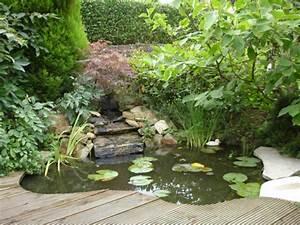 Bassin De Jardin Pour Poisson : bassin poisson exterieur hors sol ~ Premium-room.com Idées de Décoration
