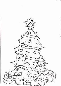 Disegni albero di natale da colorare #CarmineArts