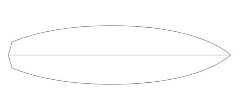 surfboard template fin ideas swaylocks