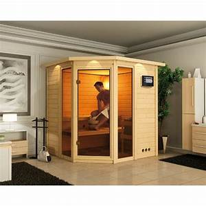 Karibu Sauna Erfahrung : karibu sauna sinai 2 massivholzsauna ~ Articles-book.com Haus und Dekorationen