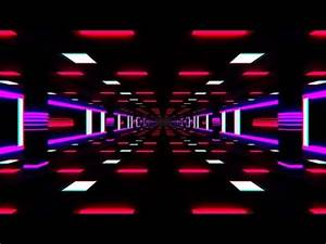 Neon Tunnel Full HD VJ Loop I