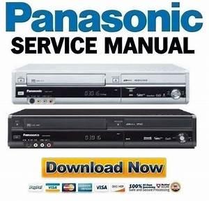 Panasonic Dmr Ex99v Service Manual  U0026 Repair Guide