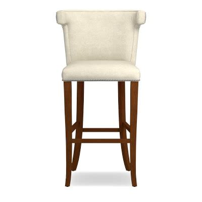 regency bar stool quick ship williams sonoma