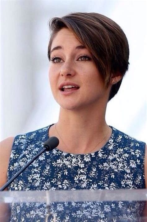 55 Attractive Hairstyles Of Shailene Woodley