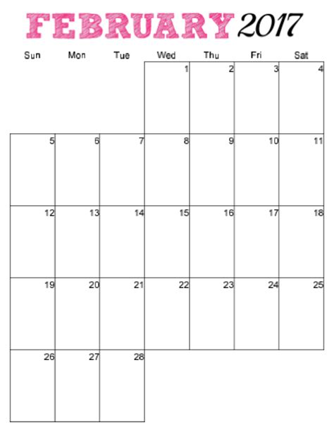musings average mom vertical monthly calendar