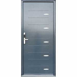 porte d39entree en acier a isolation thermique integree mab With isolation thermique porte d entrée
