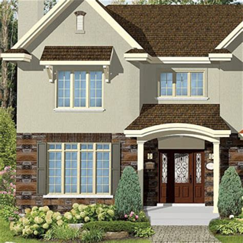 Home Types Of Exterior Finishes  Free Download Wiring Diagram