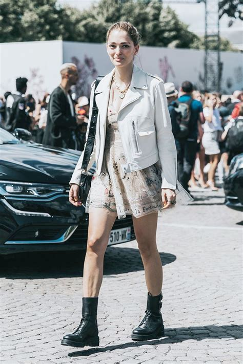 The Cool Way Wear Combat Boots Fashion