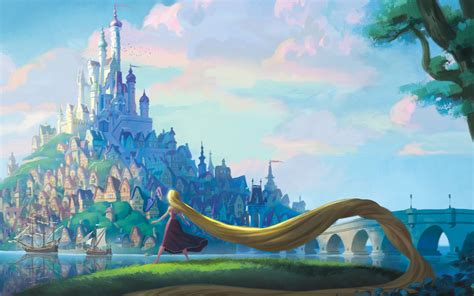 Tangled Background Rapunzel Background 187 Background Check All