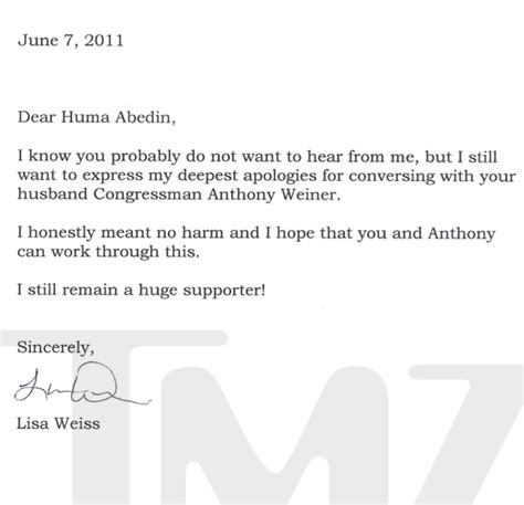 heres  apology note anthony weiners sexting blackjack