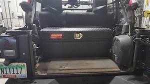 Jeep Wrangler Tool Box Jk 2 Door Black Owens Products  U2013 Wayfarers Warehouse