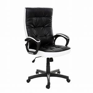 Chaise De Bureau Confortable : chaise de bureau design et confortable le monde de l a ~ Teatrodelosmanantiales.com Idées de Décoration