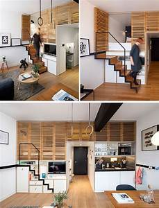 13, Stair, Design, Ideas, For, Small, Spaces