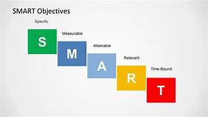 Smart Objectives Slide Design For Powerpoint