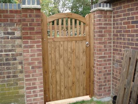best 25 wooden gates ideas on wooden