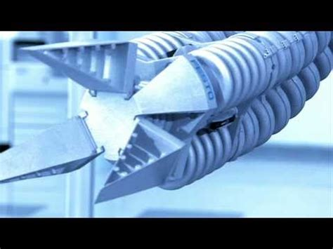 festo bionic handling assistant youtube