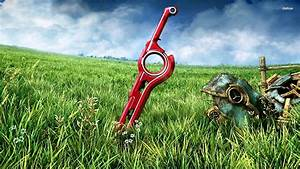 Xenoblade Chronicles Wallpaper 1280x800 Pictures