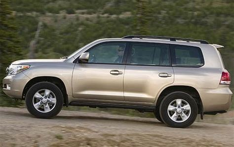 toyota land cruiser pricing  sale edmunds