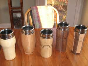 wooden mug diy lathe woodworking projects