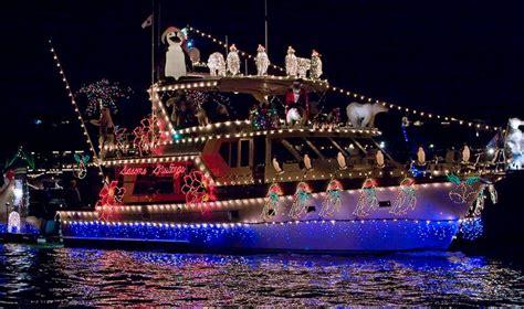 newport light parade cruises newport beach holiday lights newport beach holiday season