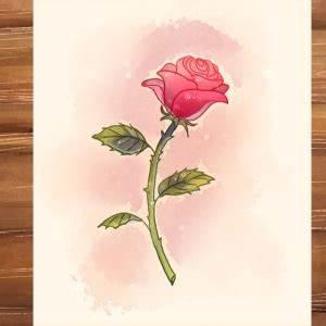 Comment Faire Secher Une Rose : comment dessiner une fleur 9 plantes dessiner soi m me ~ Melissatoandfro.com Idées de Décoration