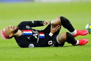 Neymar to miss PSG game against Lyon due to rib injury ...