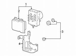 Gmc Yukon Xl 2500 Abs Hydraulic Assembly