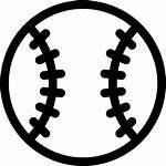 Softball Baseball Icon Training Athletics Area Sportsplex
