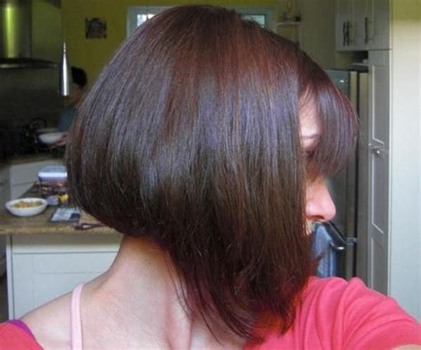 Inverted Bob Haircuts, Inverted