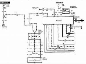 1997 Lincoln Town Car Wiring Diagram
