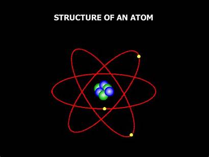 Atom Electrons Giphy Protons Gifs Neutrons Structure