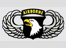 101st Airborne with Wings Decal North Bay Listings