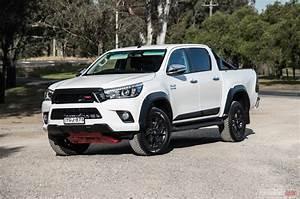 Toyota Hilux 2017 : 2017 toyota hilux trd review video performancedrive ~ Accommodationitalianriviera.info Avis de Voitures