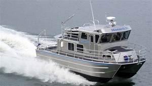 38' Charter Fishing Catamaran