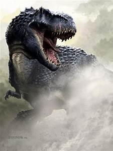 The World of Kong - Vastatosaurus Rex