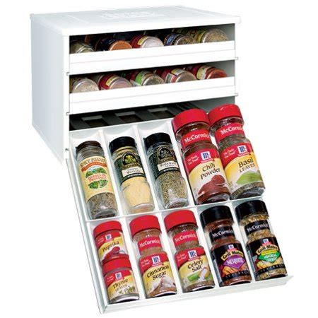 Youcopia Spice Rack by Youcopia Chef S Edition 30 Bottle Spice Rack Walmart