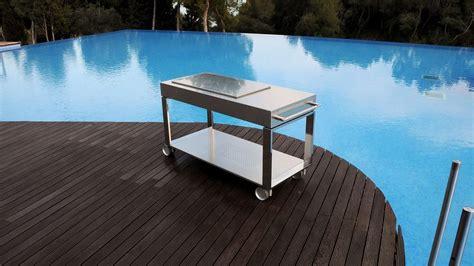 barbecue design en inox tacora  barbecue de luxe sur