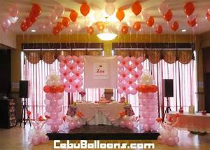 Christening (Girl) Cebu Balloons and Party Supplies