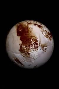 Pluto Planet Wallpaper iPhone